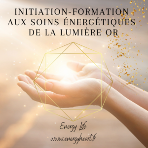 Initiation lumière or